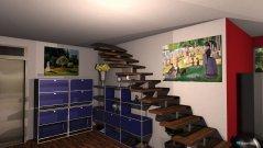 Raumgestaltung Penthouse Markillus in der Kategorie Wohnzimmer
