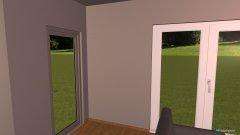 Raumgestaltung penthouse in der Kategorie Wohnzimmer