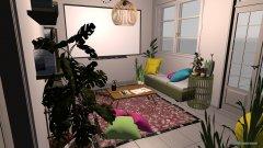 Raumgestaltung Perpustakaan Bale in der Kategorie Wohnzimmer