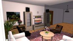 Raumgestaltung pesipa in der Kategorie Wohnzimmer