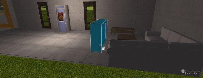 Raumgestaltung Peter 1 in der Kategorie Wohnzimmer