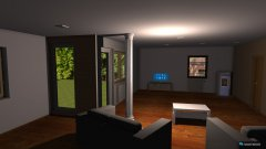 Raumgestaltung Petra in der Kategorie Wohnzimmer