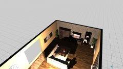 Raumgestaltung pierwszy projekt in der Kategorie Wohnzimmer