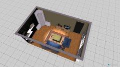 Raumgestaltung piotr in der Kategorie Wohnzimmer