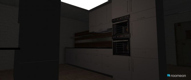 Raumgestaltung pirmas aukstas in der Kategorie Wohnzimmer