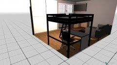 Raumgestaltung pit in der Kategorie Wohnzimmer