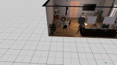 Raumgestaltung placka chata in der Kategorie Wohnzimmer