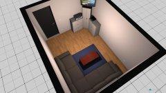 Raumgestaltung Plan 1 in der Kategorie Wohnzimmer