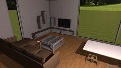 Raumgestaltung plan 3 in der Kategorie Wohnzimmer