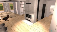 Raumgestaltung Plan MIESZKANIA 02 in der Kategorie Wohnzimmer