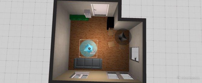Raumgestaltung plan2 in der Kategorie Wohnzimmer