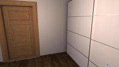 Raumgestaltung pokój gościnny in der Kategorie Wohnzimmer