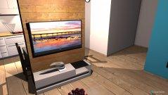 Raumgestaltung Pokój III in der Kategorie Wohnzimmer