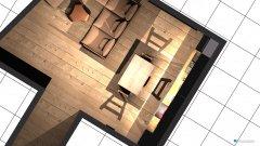 Raumgestaltung Pokój IVI in der Kategorie Wohnzimmer