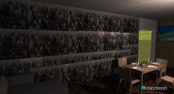Raumgestaltung pokój wypoczynkowy in der Kategorie Wohnzimmer