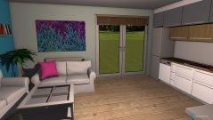 Raumgestaltung Pokój in der Kategorie Wohnzimmer