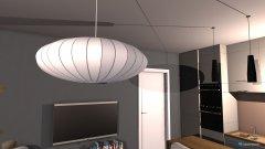 Raumgestaltung pokoj in der Kategorie Wohnzimmer