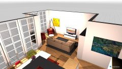 Raumgestaltung PP_V1 in der Kategorie Wohnzimmer