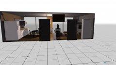 Raumgestaltung primaca in der Kategorie Wohnzimmer