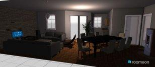 Raumgestaltung proba in der Kategorie Wohnzimmer