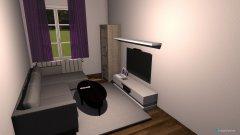 Raumgestaltung project_1 in der Kategorie Wohnzimmer