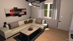 Raumgestaltung Projekt 2017 in der Kategorie Wohnzimmer