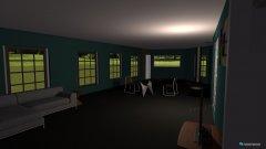 Raumgestaltung Projekt 22.02.2014 in der Kategorie Wohnzimmer