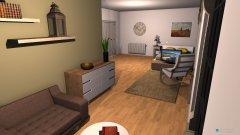 Raumgestaltung Projekt Kunst Jahresarbeit Beelitzer Heilstätten in der Kategorie Wohnzimmer