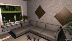 Raumgestaltung projekt mine in der Kategorie Wohnzimmer