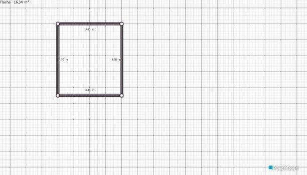 Raumgestaltung Projekt Sonnenburg in der Kategorie Wohnzimmer