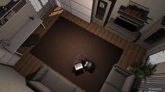 Raumgestaltung Projekt - Wohnzimmer in der Kategorie Wohnzimmer