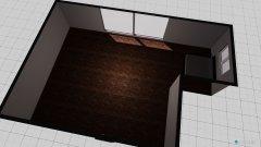Raumgestaltung Projekt1 in der Kategorie Wohnzimmer