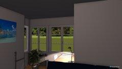 Raumgestaltung ProjektPokoju v3 in der Kategorie Wohnzimmer