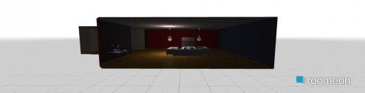 Raumgestaltung projet salon in der Kategorie Wohnzimmer