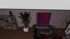 Raumgestaltung proyecto 3 in der Kategorie Wohnzimmer