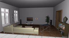 Raumgestaltung Qfree in der Kategorie Wohnzimmer