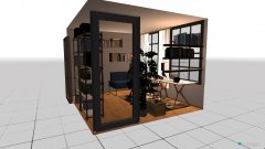 Raumgestaltung R02 in der Kategorie Wohnzimmer