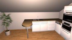 Raumgestaltung Rade-Tina-Projekat in der Kategorie Wohnzimmer