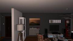 Raumgestaltung radek2 in der Kategorie Wohnzimmer