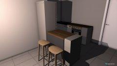 Raumgestaltung Radieschen in der Kategorie Wohnzimmer