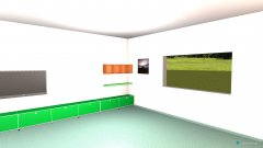 Raumgestaltung Raika 2 in der Kategorie Wohnzimmer