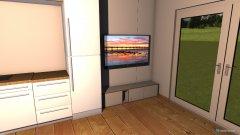 Raumgestaltung Rakowicka 20C m 156 in der Kategorie Wohnzimmer