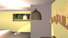 Raumgestaltung Ralf Saunaraum in der Kategorie Wohnzimmer
