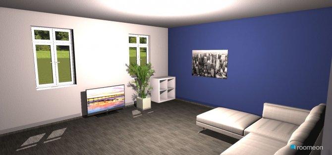 Raumgestaltung ralle1 in der Kategorie Wohnzimmer