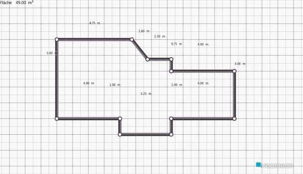 Raumgestaltung Raum 01 Probe in der Kategorie Wohnzimmer