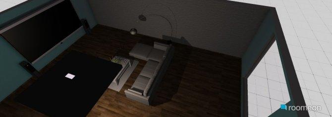 Raumgestaltung Raum 1 in der Kategorie Wohnzimmer