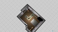 Raumgestaltung Raum 3 in der Kategorie Wohnzimmer