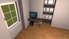 Raumgestaltung Raum Domi in der Kategorie Wohnzimmer