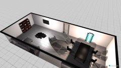 Raumgestaltung Raum Keller in der Kategorie Wohnzimmer
