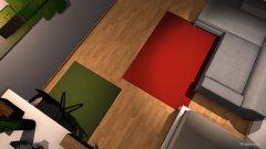Raumgestaltung raum in der Kategorie Wohnzimmer